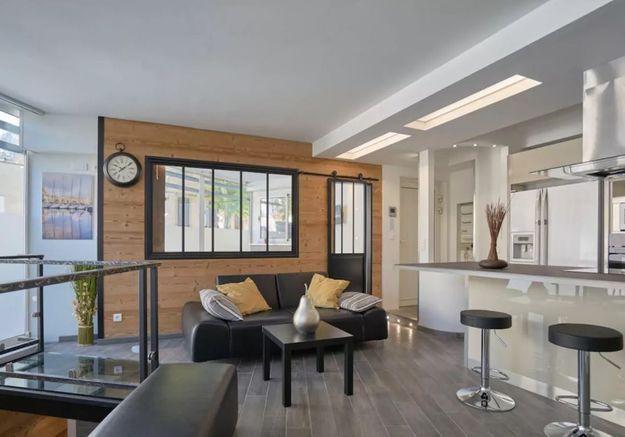 Duplex moderne avec verrière à Cassis