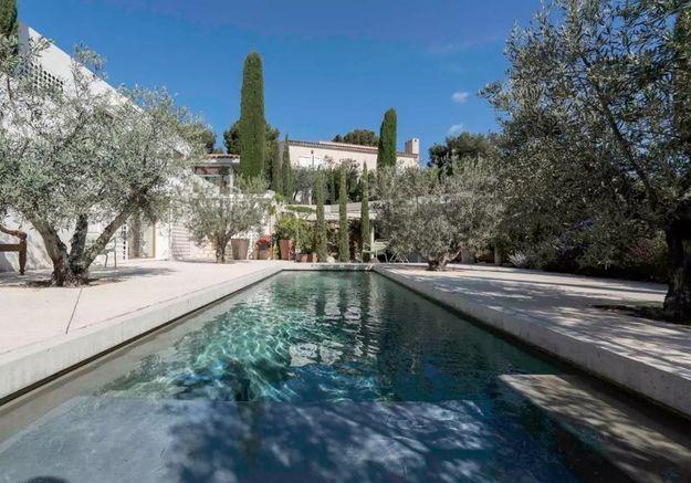 Villa contemporaine avec piscine XXL à Cassis
