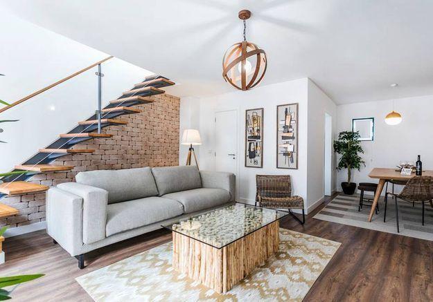 Appartement au mobilier design à Lisbonne