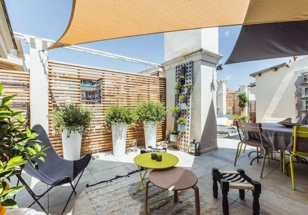 Appartement avec grande terrasse à Nice