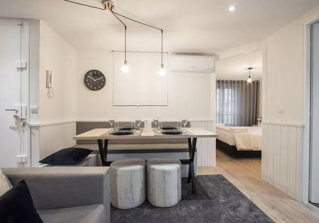 Appartement cosy sous les combles à Nice