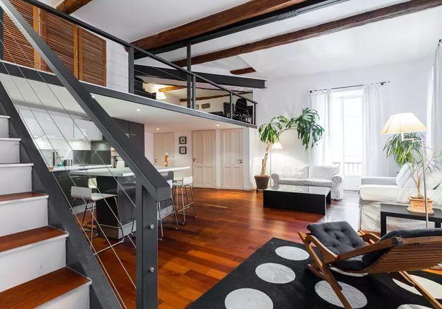 Loft design à Nice