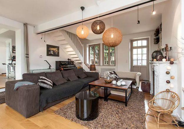 airbnb saint malo 25 appartements maisons et lofts de. Black Bedroom Furniture Sets. Home Design Ideas