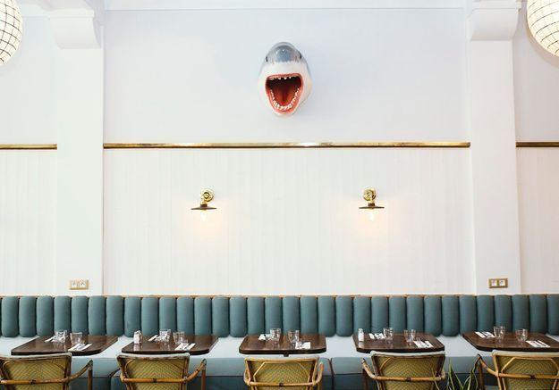 Restaurant Le Yacht Club - Un doux parfum de Méditerranée