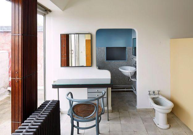 L'appartement atelier Le Corbusier - Réviser ses classiques