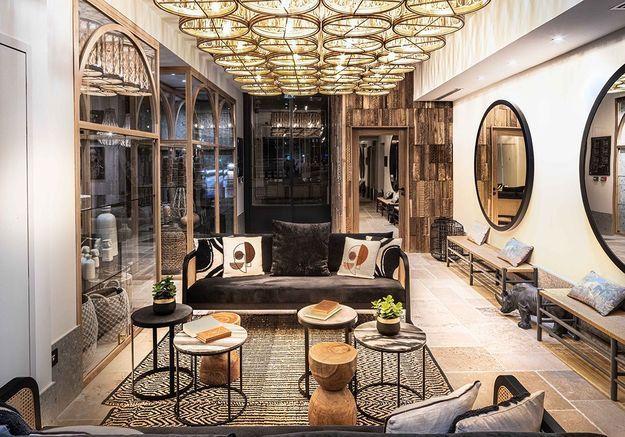 Découvrez les premières photos du nouvel hôtel de Maisons du Monde à Marseille