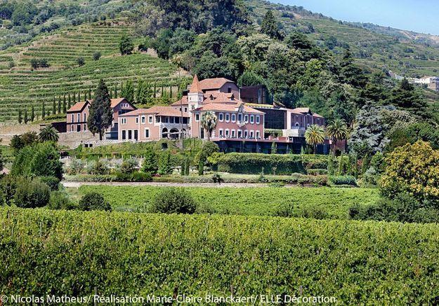 Hôtel au cœur des vignes