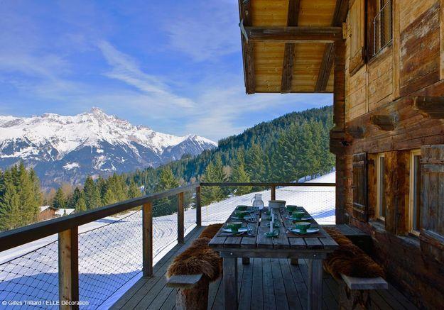 Une terrasse au calme