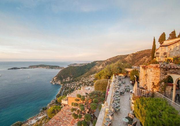 La Chèvre d'Or : un repaire 5 étoiles sur les hauteurs de la Côte d'Azur