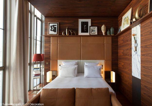 Une chambre comme un écrin précieux
