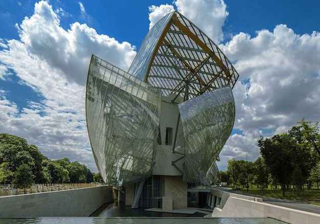 Fondation Louis Vuitton - 2014