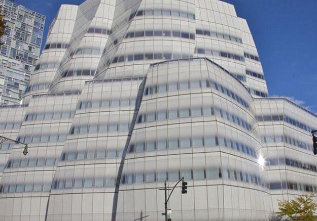 L'immeuble d'IAC - 2007