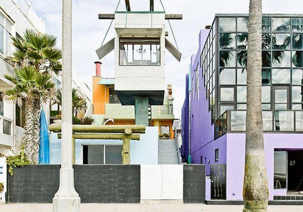 La maison des Norton à Venice Beach - 1984