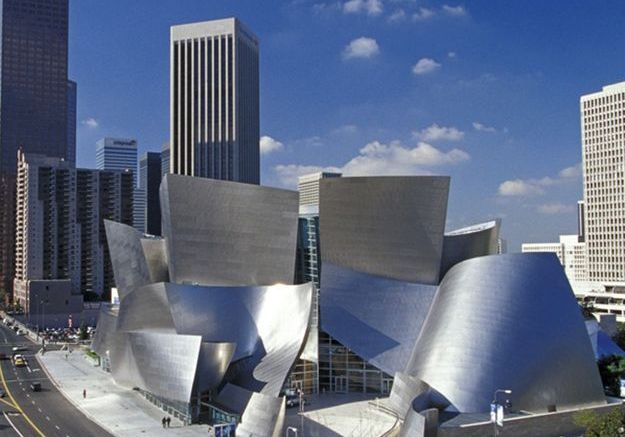 Walt Disney Concert Hall - 2003
