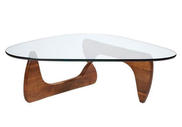 Table basse Noguchi (de Isamu Noguchi / Vitra)