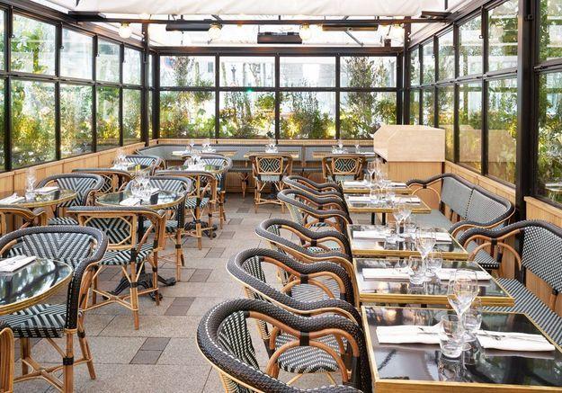 Restaurant et salon de thé Le 86 Champs