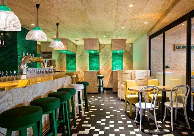 Restaurant Le Wood