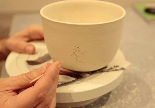 La céramique, une esthétique de l'épurée / Interview Fabien Mérillon