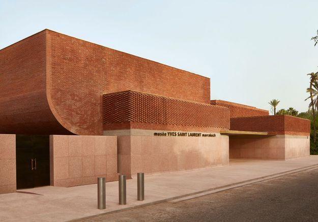 Le musée Yves Saint Laurent à Marrakech