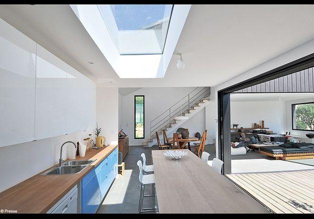 Decoration visite maison architecte 29470 LOPERHET