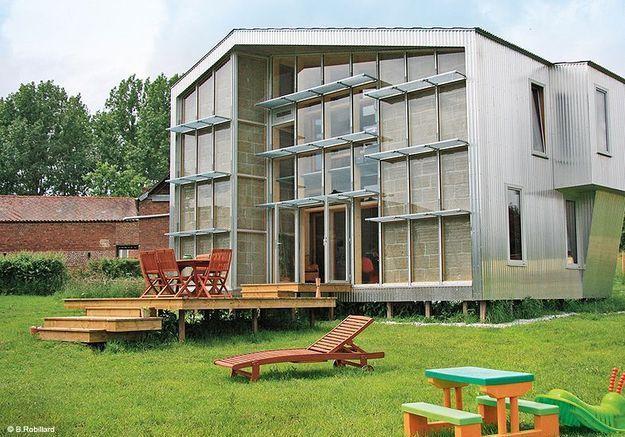 Decoration visite maison architecte 62270 Cannettemont