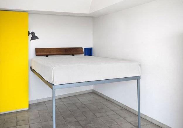 Un lit surélevé