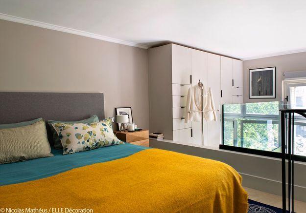 La chambre comme un nid douillet