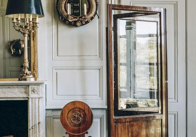 Un miroir de chasse