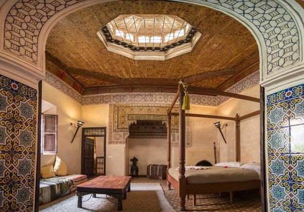 Riad traditionnel à Marrakech