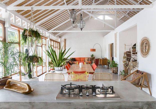 Villa de luxe à Bali