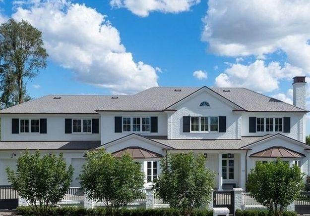 La villa de Ben Afleck (Los Angeles, USA)