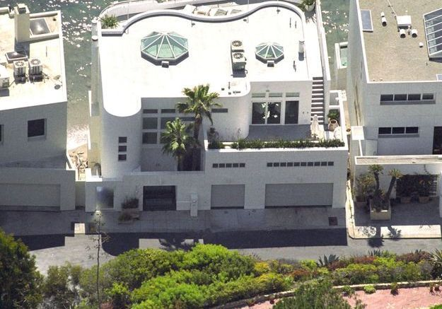 La villa de Halle Berry (Malibu, USA)