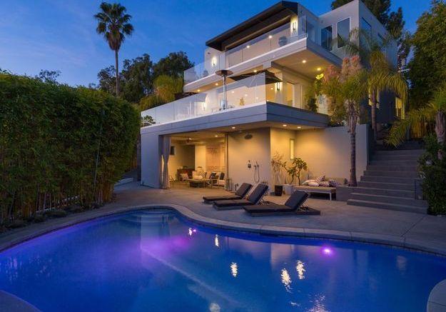 La villa de Harry Styles (Los Angeles, USA)