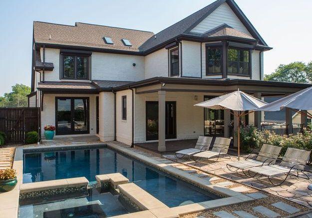 La villa de Hayden Panettiere (Nashville, USA)