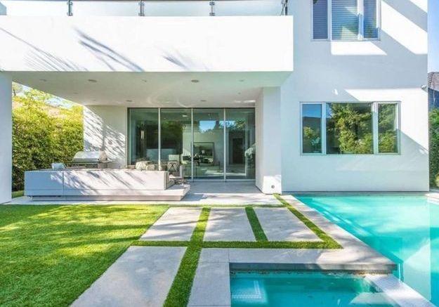 La villa de Kendall Jenner (West Hollywood, USA)