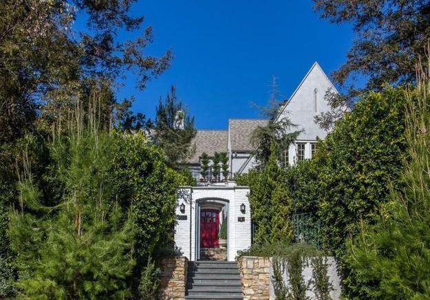 La villa de Leonardo DiCaprio (Los Angeles, USA)