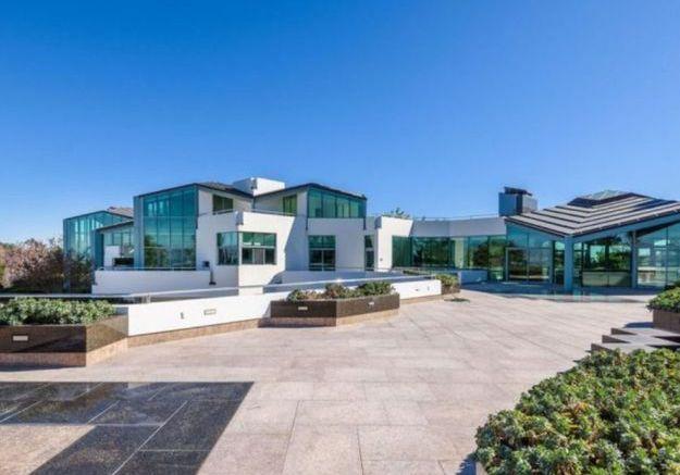La villa de Pharrell Williams (Los Angeles, USA)