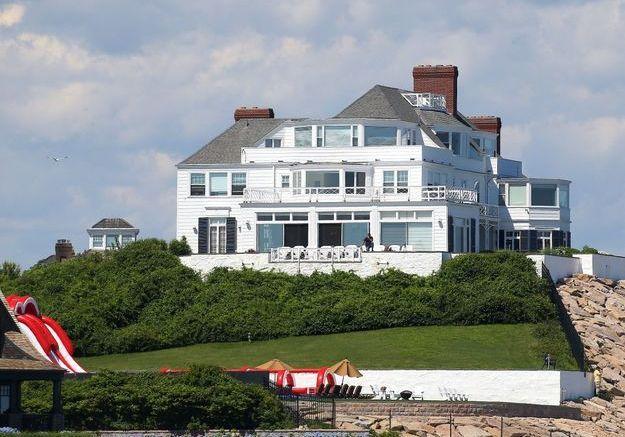 La villa de Taylor Swift (Rhode Island, USA)
