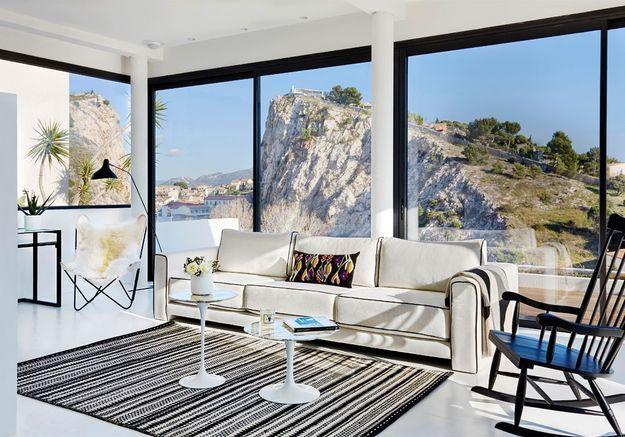 Une maison qui sent bon les vacances