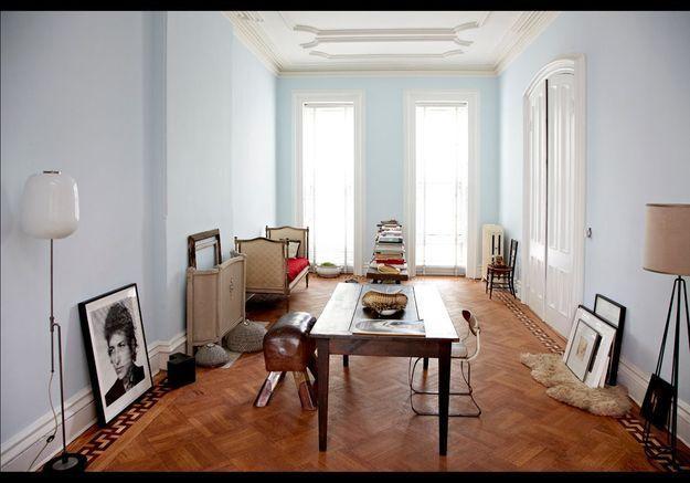 Une salle à manger galerie