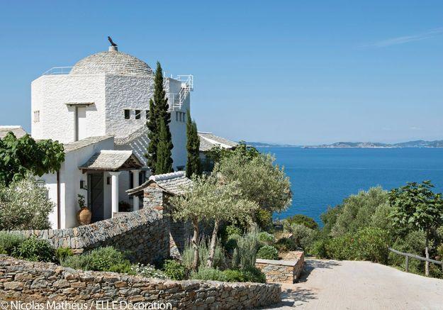 Maison néo-bizantine