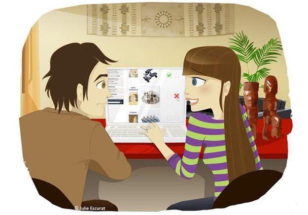 Définir sa liste de mariage