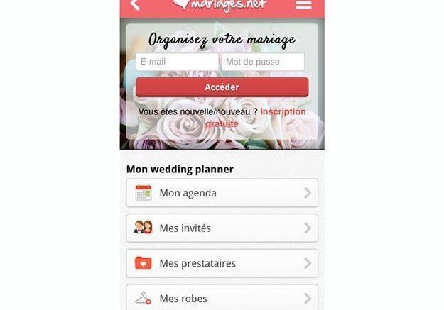 Mariages.net, pour la gestion totale