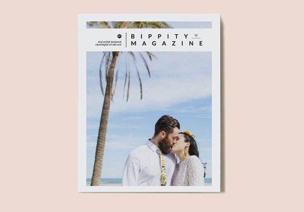 Les magazines de mariage