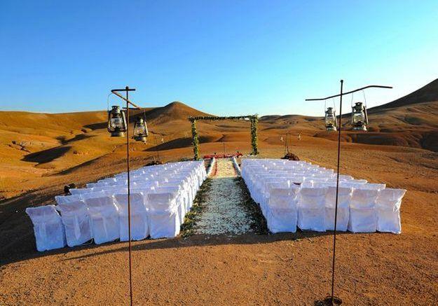 10 lieux insolites pour un mariage inoubliable !