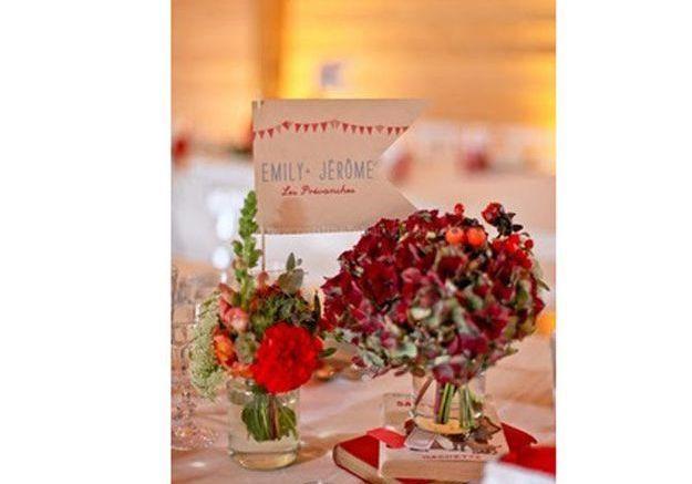 Une déco mariage fête foraine