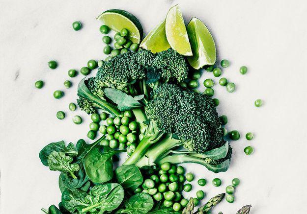 50 recettes de légumes verts faciles à manger