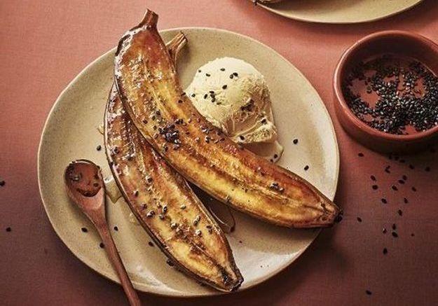 40 desserts 100% banane