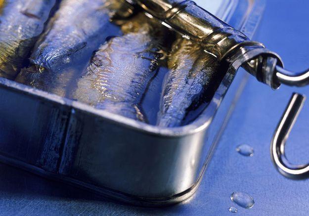 Facile la cuisine des sardines en boites