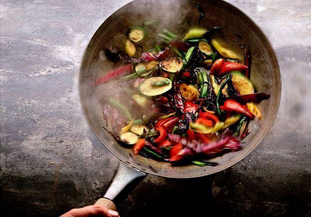 Sortez vos wok !